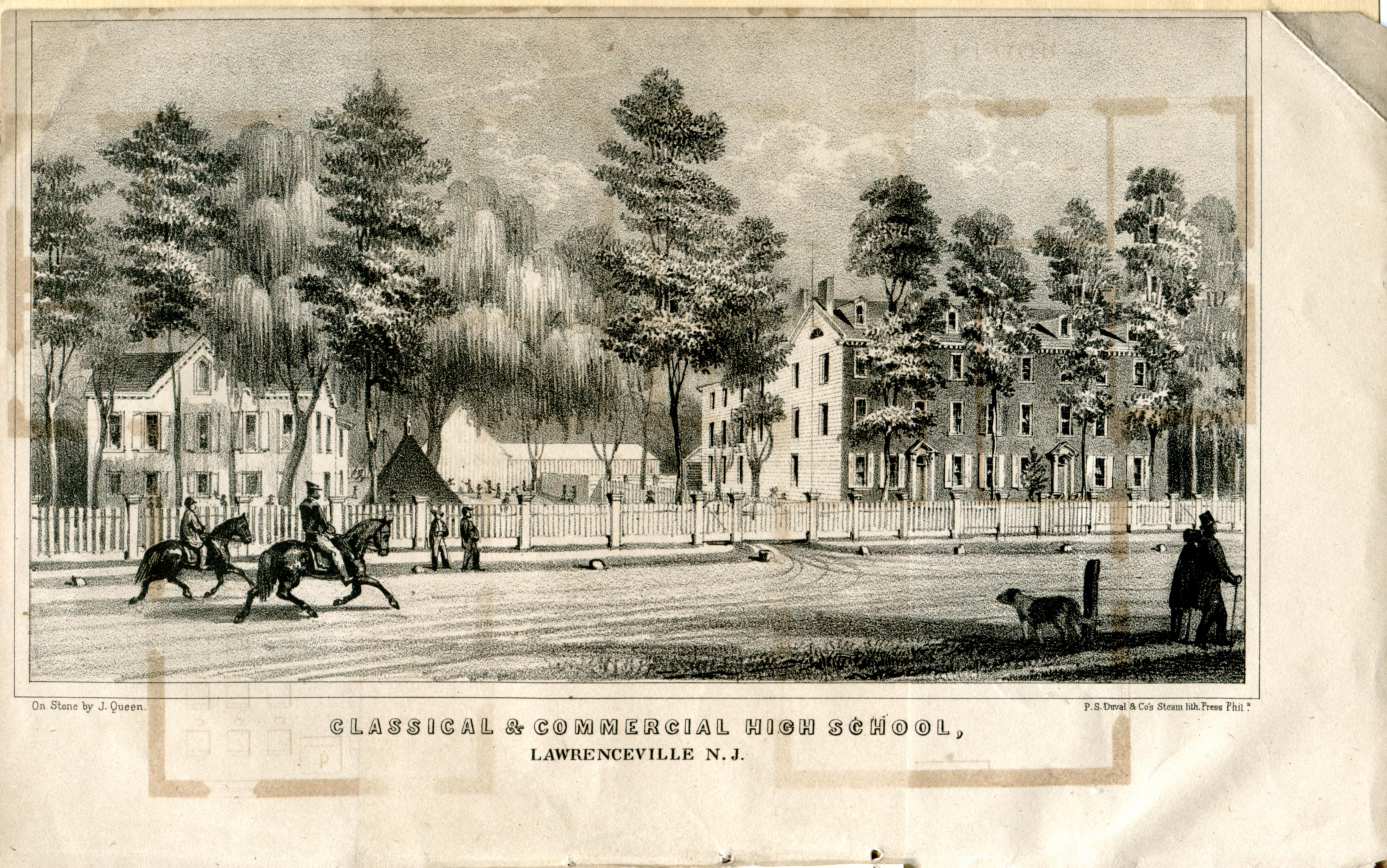 1852 School