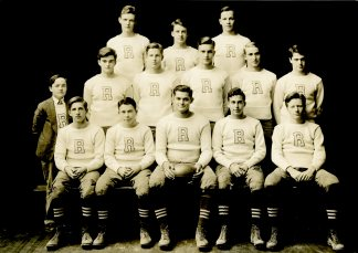 1931 Raymond-Davis House Football Team