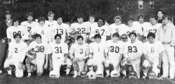 1983 Kennedy House Football Team