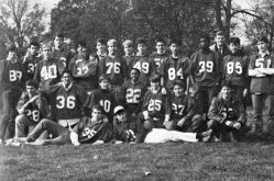 1986 Hamill House Football Team