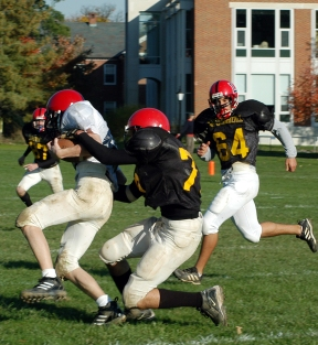 2004 Woodhull-Griswold Football Game