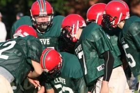 2008 Cleve House Football Team