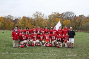 2008 Dickinson House Football Team