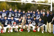 2008 Hamill House Football Team