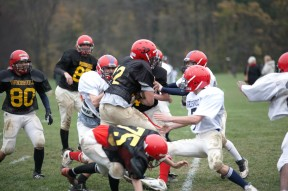 2009 Woodhull-Griswold Football Game