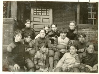 1898 Cleve House Football team
